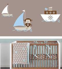 office couture sailboat monkey bird decal nautical boat children office couture sailboat monkey bird decal nautical boat children boys sailboat sailboat wall decals monkey bird