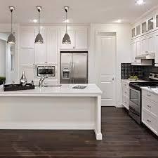 modern white kitchen cabinets wood floor cardel designs kitchens chocolate wood floors kitchen