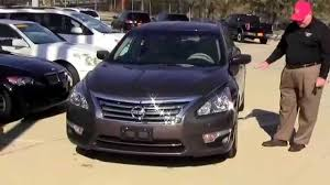 nissan altima pure drive limbaugh toyota 2014 nissan altima 2 5 brown youtube