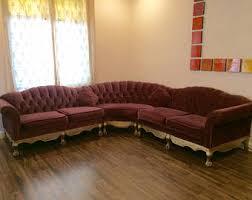 velvet sectional sofa sectional sofa etsy