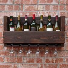 wine rack wood bar wall wine creative retro wood wine racks