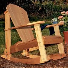 Composite Adirondack Rocking Chairs Adirondack Rocking Chair Coral Coast Outdoor Adirondack Rocking