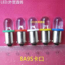 24v led light bulb 24v ba9s light machine auxiliary l led l indicating l