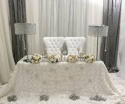 wedding backdrop rentals wedding backdrop black white wedding tables