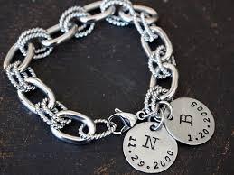 personalized charm custom charm bracelet personalized charm bracelet