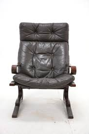 Danish Leather Armchair Vintage Leather Easy Chair Danish Homestore