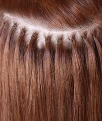 hairstyles for bead extensions micro bead hair extensions picture tutorial hair pinterest