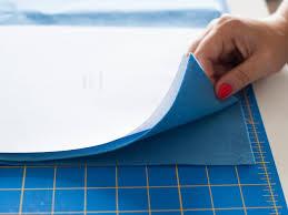 how make felt cover for smart phone tablet hgtv cut fabric