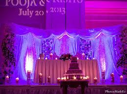 Indian Wedding Decorators In Nj Indian Gujrati Wedding With Abhishek Decorators Nj At Mirage