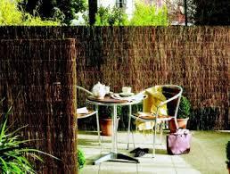 par vue de jardin les occultants ou brise vues naturels entretenez et embellissez