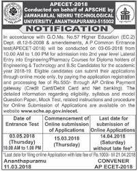 resume format for freshers engineers ecet andhra pradesh ecet notification 2018 ap ecet notification 2018