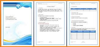 technical report word template 9 technical report template microsoft word ledger paper