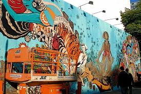 nyc nyc swoon s hurricane sandy mural at the bowery graffiti wall swoon s hurricane sandy mural at the bowery graffiti wall