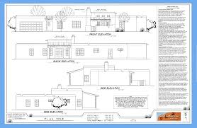 Southwest Home Plans What U0027s In A Good Set Of House Plans U2013 Randall Southwest Plans