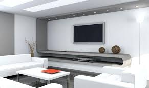 living room stunning modern open concept living room with white