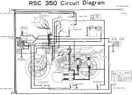 basic motorcycle wiring diagram gooddy org