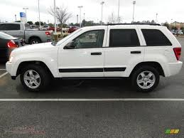 image gallery 2005 white jeep