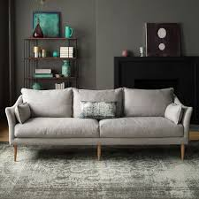 west elm andes sofa review shelter sofa west elm reviews hereo within review decor 6