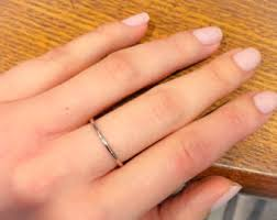 2mm ring simple band etsy