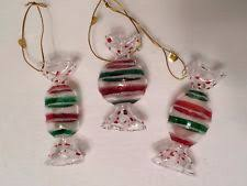 glass ornaments ebay