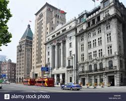 cathay hotel bank of china on the bund shanghai china old