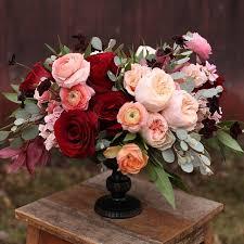 Burgundy Wedding Centerpieces by 1114 Best My Wedding Centerpieces Images On Pinterest Flower