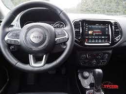 jeep compass interior dimensions 2017 jeep compass city slicker or urban cowboy review the
