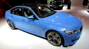 Bmw M3 Interior - new bmw m3 sedan and m4 coupe live from detroit new bmw m3 sedan