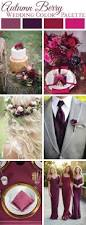 autumn berry wedding color palette bella collina weddings