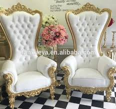 wedding chairs hotel royal high back throne chair for wedding buy high back