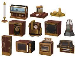 steampunk kitchen home design ideas