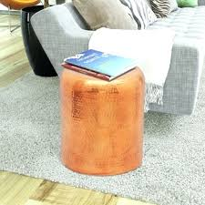 Habitat Side Table Side Table Hammered Side Table Round Living Room Furniture Brass