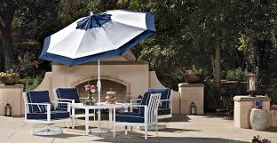 Outdoor Patio Umbrella Outdoor Patio Umbrellas Treasure Garden