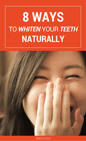 8 ways to whiten your teeth at home that aren u0027t whitening strips