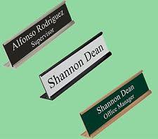 Name Plates For Office Desk Personalised Home Décor Desk Name Plates Ebay