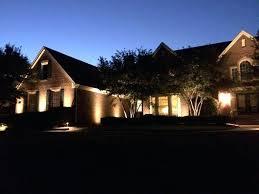 Manor House Landscape Lighting Landscape House Lighting See More Ranch House Landscape Lighting