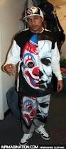 Michael Myers Halloween Costume Michael Myers Airbrushed Shirt Hat Jeans