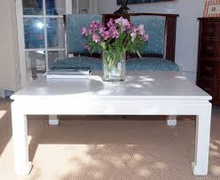 Coffee Table Linens by Linen Wrapped Furniture Swedish Blue Designs