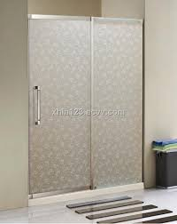 Shower Screen Doors Safety Shower Screen Door Made In Chian Xh 8854 Purchasing