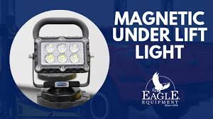 rechargeable magnetic work light rechargeable magnetic led work light great light to use under your
