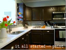 Paint For Kitchen Countertops An Open Letter To My Kitchen Countertops It All Started With Paint