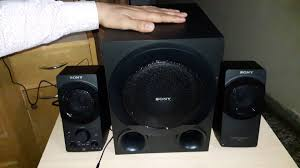 subwoofer sony home theater sony srs d9 review u0026 comparison with sony sa d10 youtube