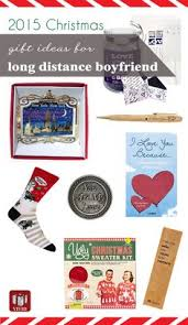 christmas gift ideas for long distance boyfriend 2014 distance