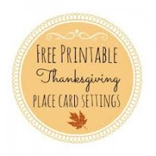 thanksgiving free printable series menu board fox hollow cottage