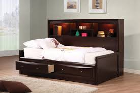 Daybed Trundle Bed Bedroom Daybed With Storage Ikea Trundle Bed Daybed Full Size