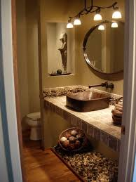 guest bathroom design spa themed bathroom ideas spa powder room bathroom designs