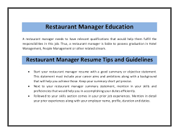 Restaurant Owner Resume Sample by Manager Resume Pdf Pankaj Resume Construction Project Manager