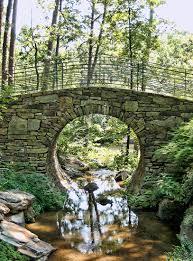 Garvan Gardens Christmas Lights Garvan Woodland Gardens Bridge Encyclopedia Of Arkansas
