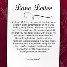 17 best images about love letter templates on pinterest a love