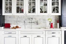 White Kitchen Cabinets With Glass Doors Kitchen Wall Cabinets With Glass Doors Kutskokitchen